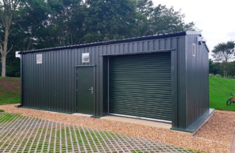 Why are Self Storage Units Usually Steel Buildings?