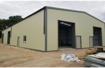 Where Do I Buy Steel Frame Buildings as a Business Customer?