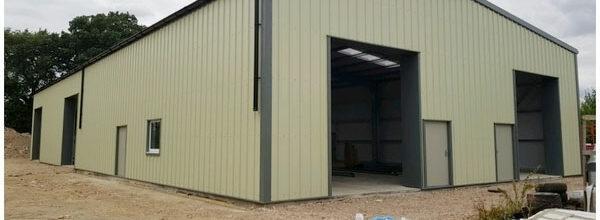 Where Do I Buy Steel Frame Buildings as a Business Customer?